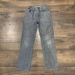 Tucker + Tate Gray Colored Jeans Size 8